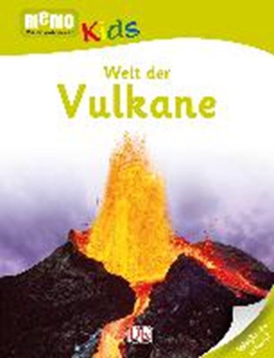 memo Kids. Welt der Vulkane