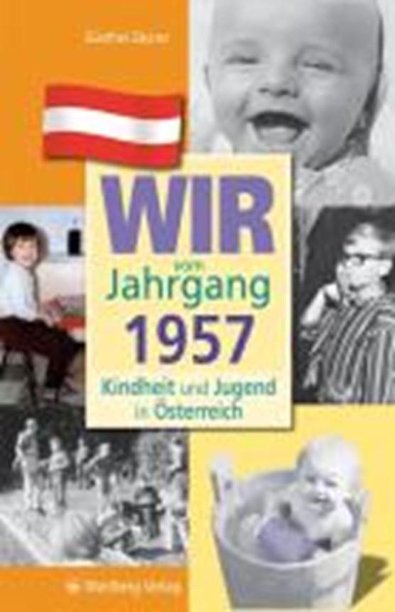 Zäuner, G: Kindheit und Jugend in Österreich 1957