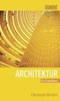 Schnellkurs Architektur   Christoph Höcker  