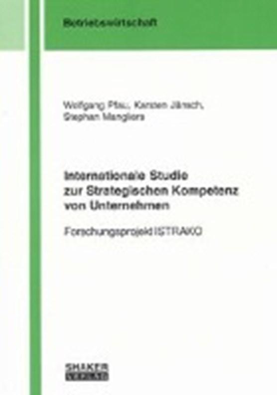 Pfau, W: Internationale Studie zur Strategischen Kompetenz v