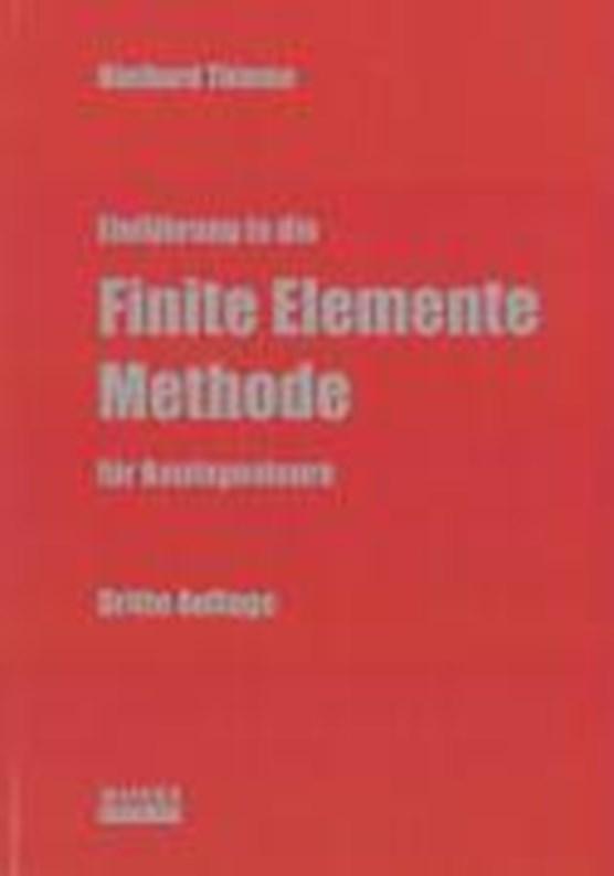 Einführung in die Finite Elemente Methode für Bauingenieure