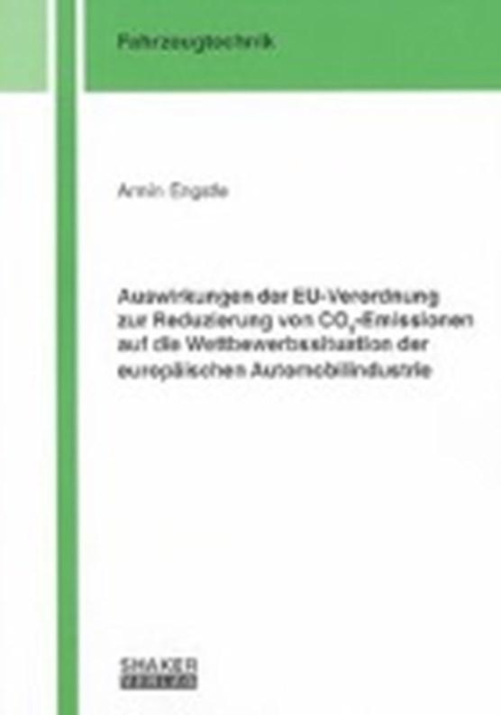 Engstle, A: Auswirkungen der EU-Verordnung zur Reduzierung v