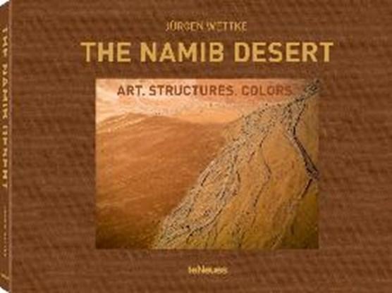 Namib Desert: Art. Structures. Colors