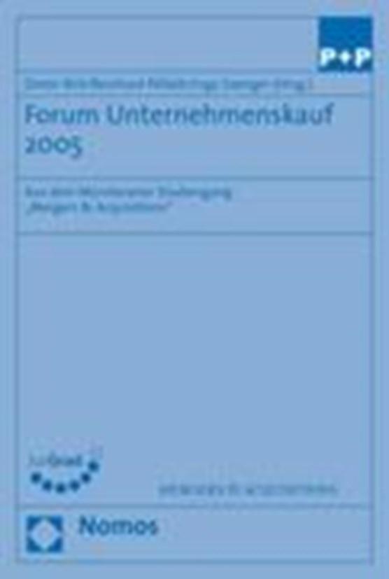 Forum Unternehmenskauf 2005