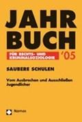 Jahrbuch für Rechts- und Kriminalsoziologie 2005   Amos, Karin S. ; Cremer-Schäfer, Helga  