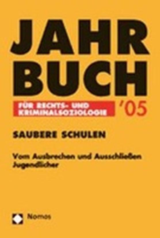 Jahrbuch für Rechts- und Kriminalsoziologie 2005