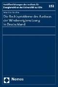 Die Rechtsprobleme des Ausbaus der Windenergienutzung in Deutschland | Sebastian Ramtke |