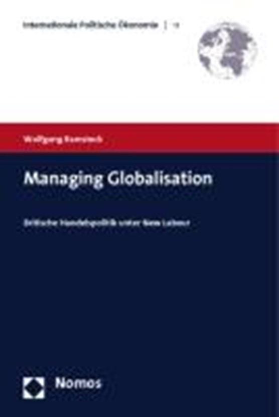 Managing Globalisation