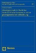 Gläubigerschutz im Recht der Societas Privata Europaea in seiner gesetzgeberischen Entwicklung   Clemens Maschke  