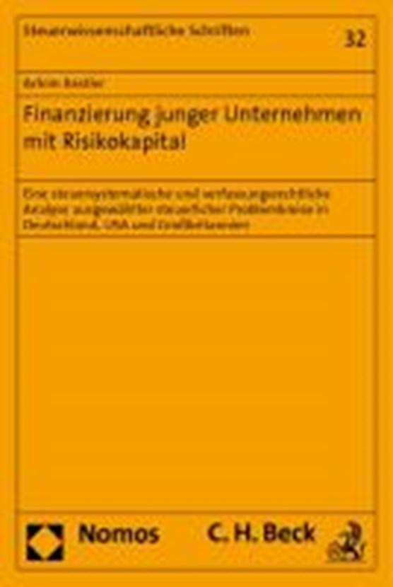 Finanzierung junger Unternehmen mit Risikokapital