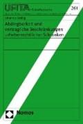 Abdingbarkeit und vertragliche Beschränkungen urheberrechtlicher Schranken | Johannes Gräbig |