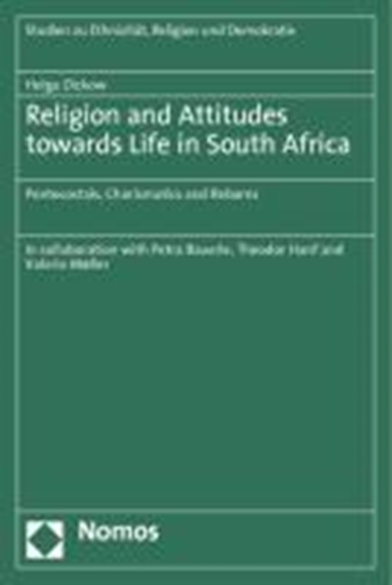 Religion and Attitudes towards Life in South Africa