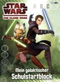 Star Wars The Clone Wars Schulstartblock | auteur onbekend |
