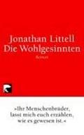 Die Wohlgesinnten | Jonathan Littell |