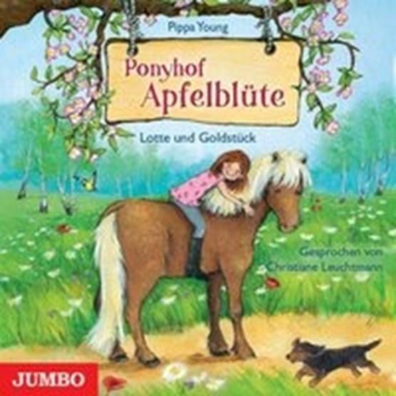 Young, P: Ponyhof Apfelblüte 3/Lotte und Goldstück/CD