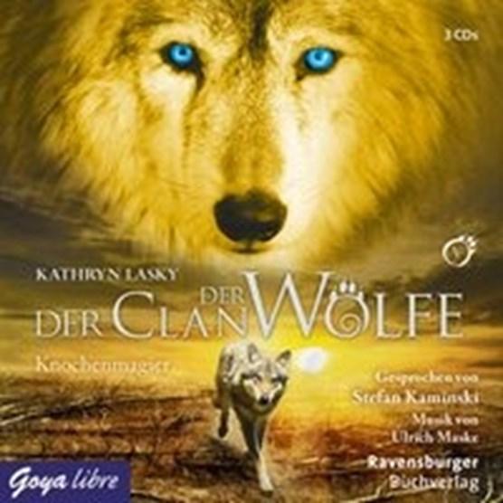 Der Clan der Wölfe 05. Knochenmagier