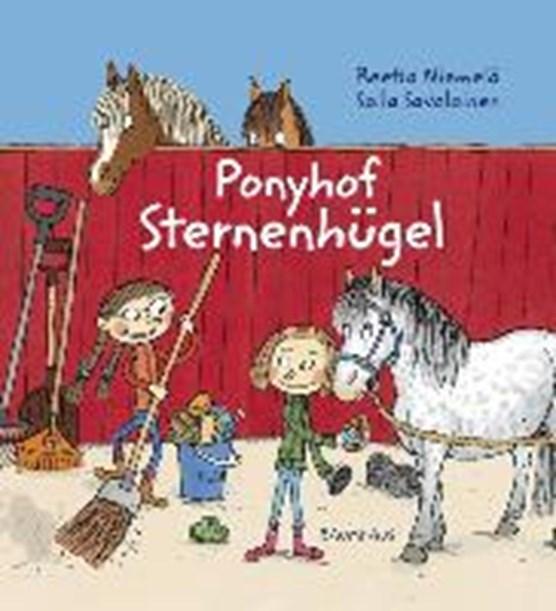 Niemelä, R: Ponyhof Sternenhügel