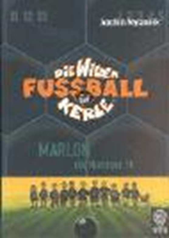 Masannek: Wilden Fussballkerle 10/Marlon