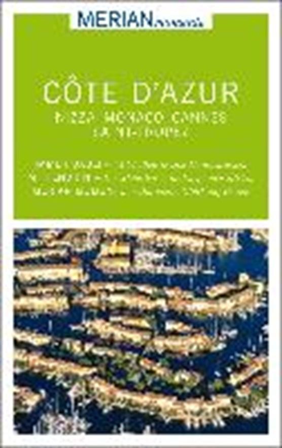 MERIAN momente Reiseführer Côte d'Azur