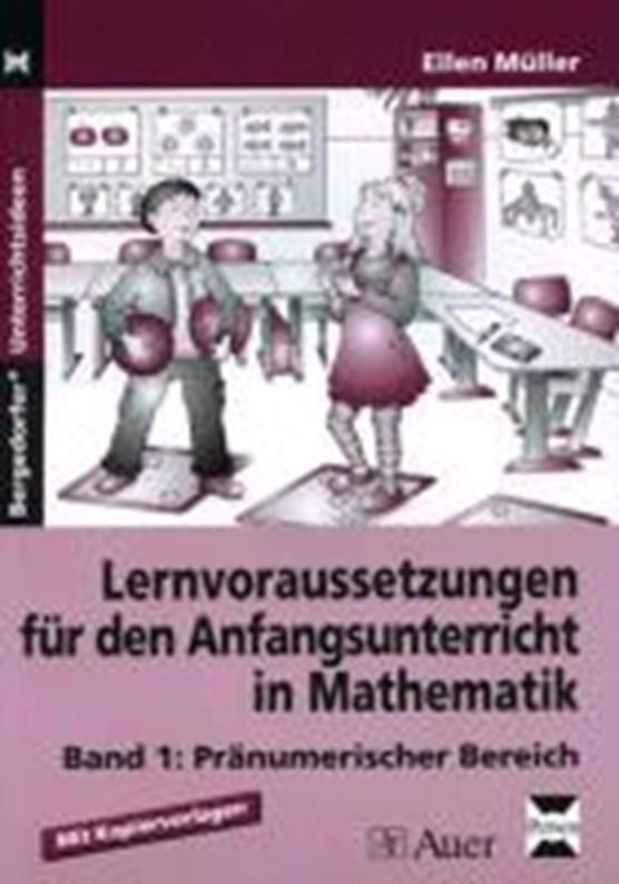 Lernvoraussetzungen für den Anfangsunterricht in Mathematik 1