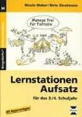 Lernstationen Aufsatz 3/4. Sj. | auteur onbekend |