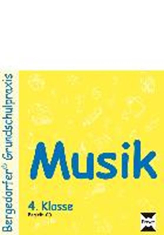 Kuhlmann, D: Musik Klasse 4 - CD