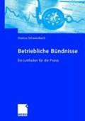 Betriebliche Bundnisse   Marcus Schwarzbach  