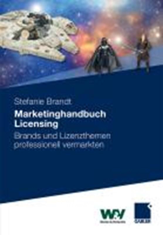 Marketinghandbuch Licensing