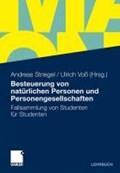 Besteuerung Von Naturlichen Personen Und Personengesellschaften   Andreas Striegel ; Ulrich Voss  