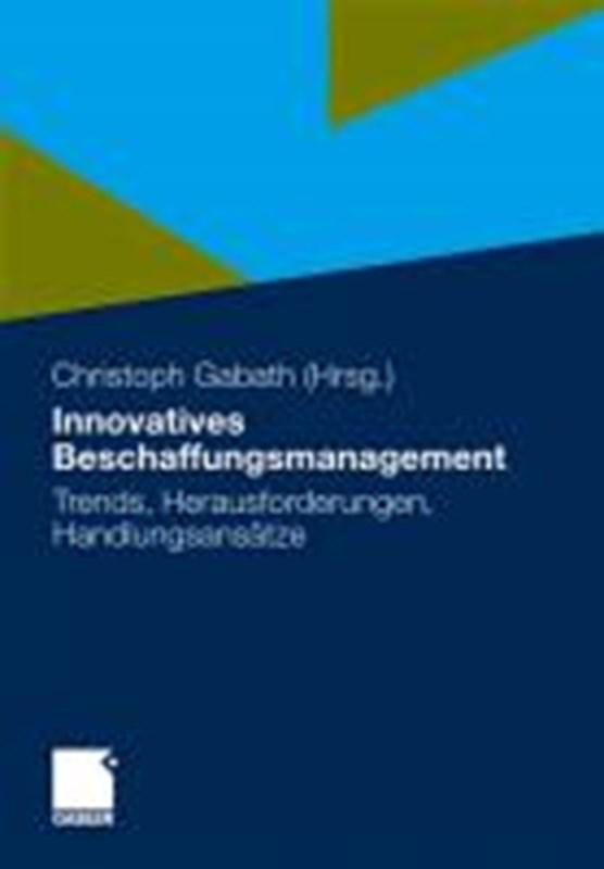 Innovatives Beschaffungsmanagement