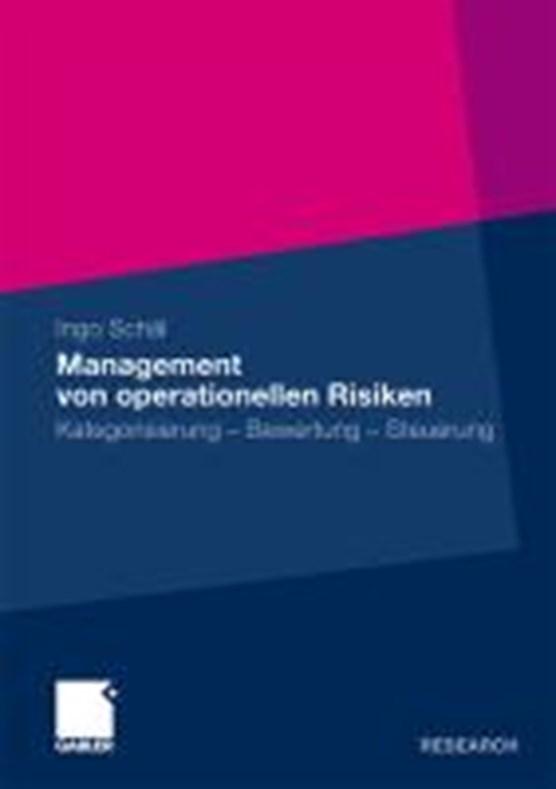 Management Von Operationellen Risiken