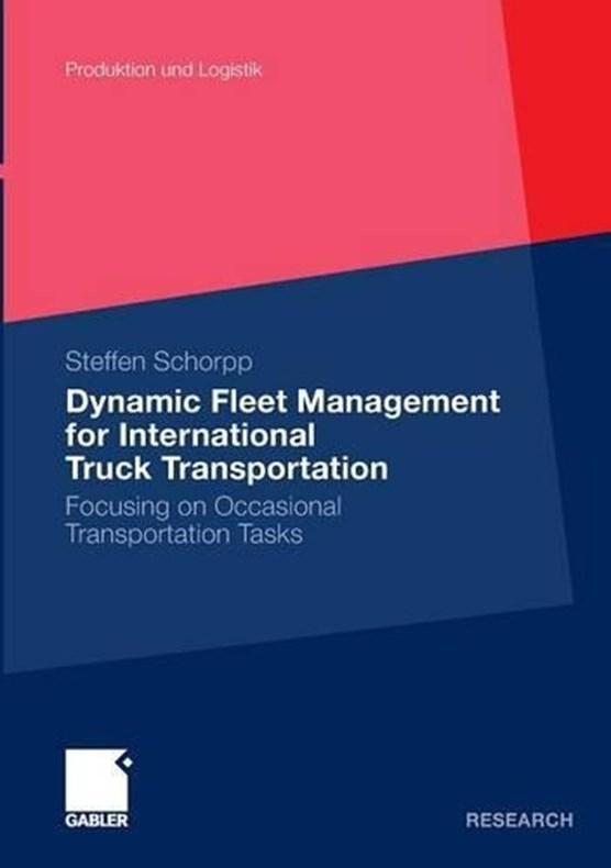 Dynamic Fleet Management for International Truck Transportation