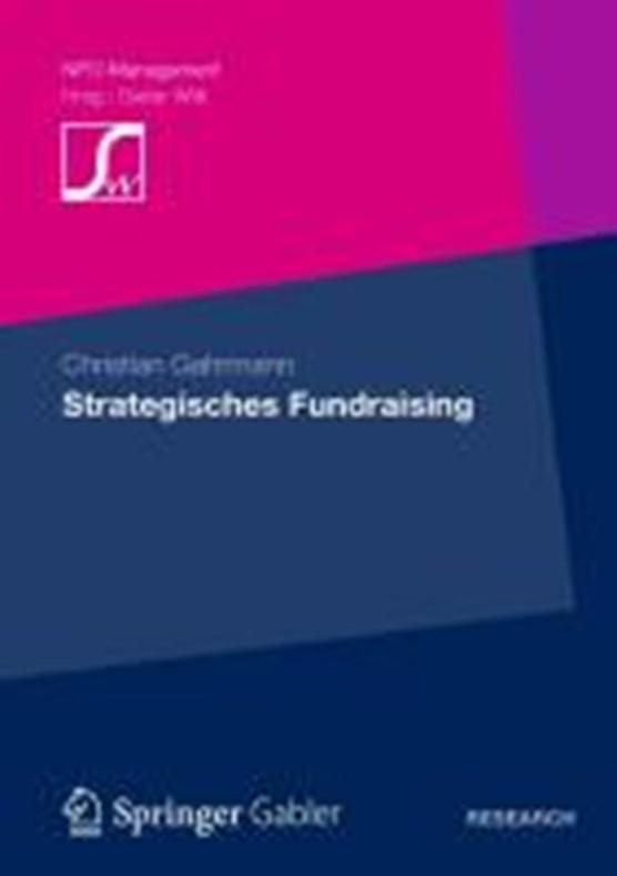 Strategisches Fundraising