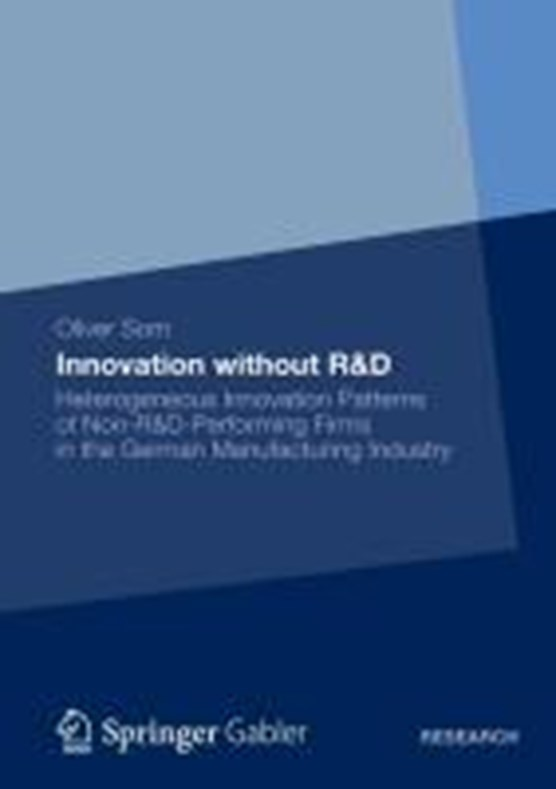 Innovation without R&D