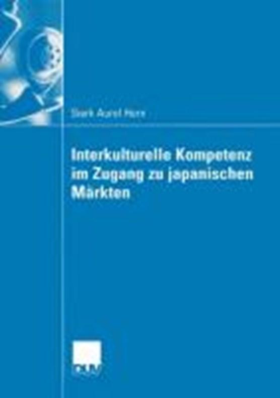 Interkulturelle Kompetenz Im Zugang Zu Japanischen Markten