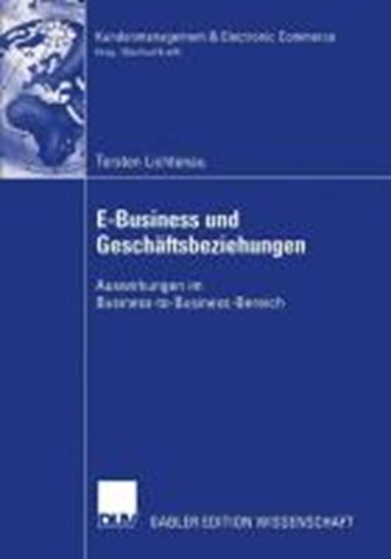 E-Business und Geschaftsbeziehungen