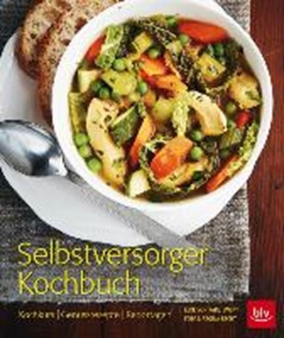 Radziewsky, E: Selbstversorger-Kochbuch TB