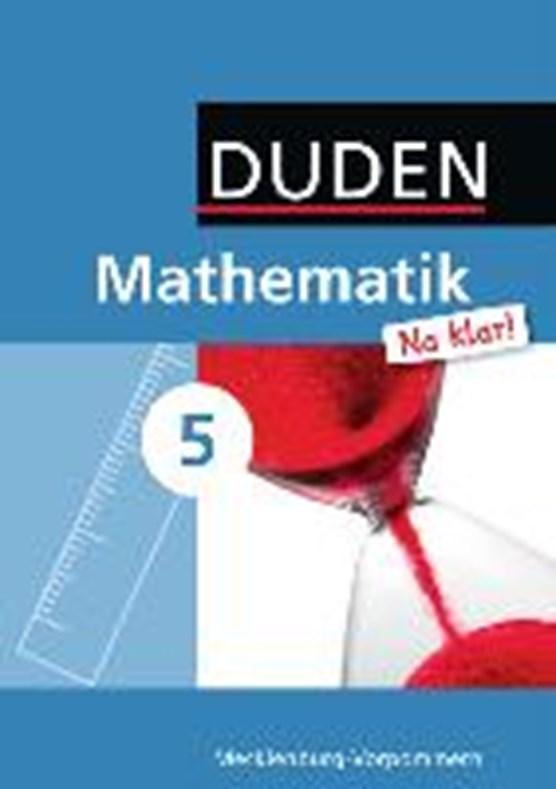 Mathematik Na klar! 5 Lehrbuch Mecklenburg-Vorpommern Regionale Schule