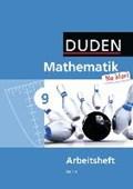 Mathematik Na klar! 9. Sj. Arb. Sek. Berlin   auteur onbekend  