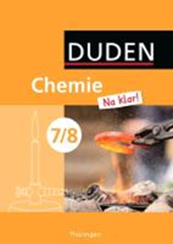 Chemie Na klar! 7/8 Schülerbuch REG TH