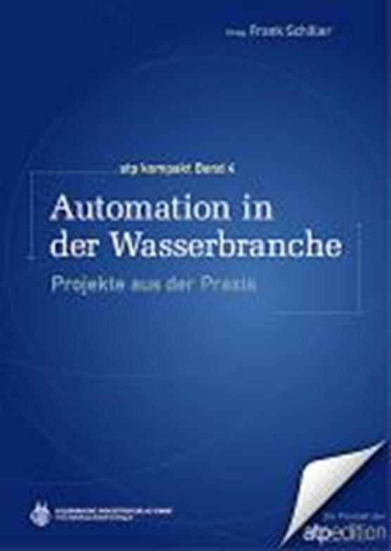Automation in der Wasserbranche