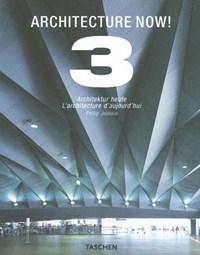 Architecture Now! Vol. 3 | Philip Jodidio |