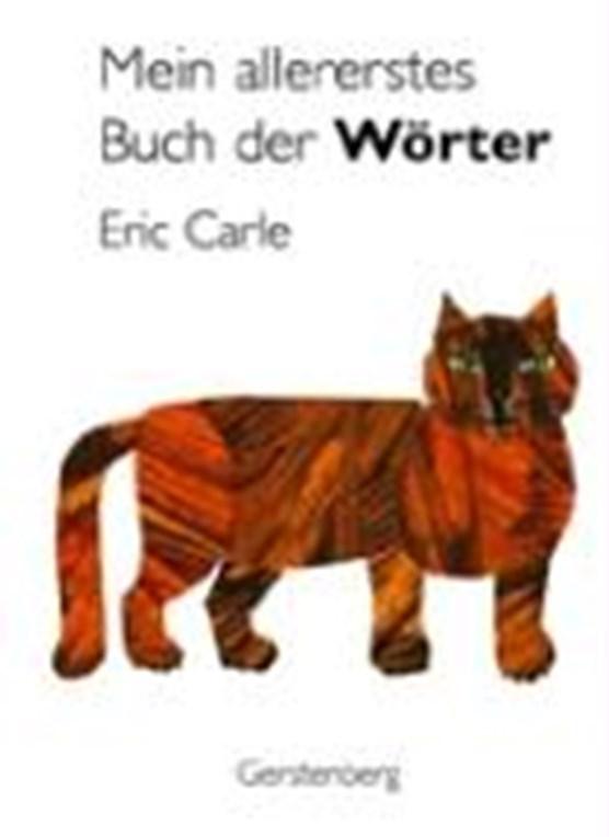 Carle, E: Mein allererstes Buch der Wörter