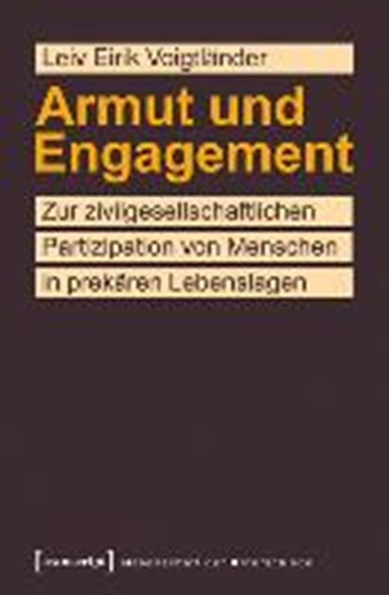 Armut und Engagement
