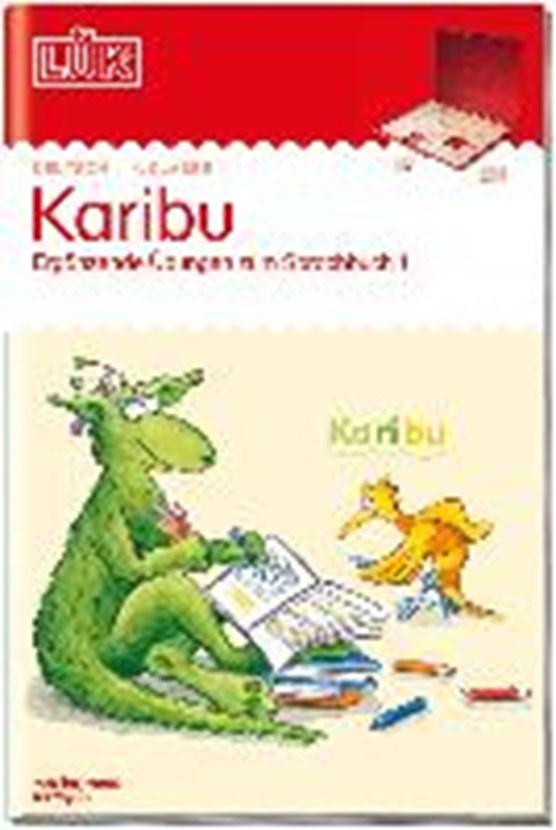 LÜK. Karibu - 4. Klasse. Ergänzende Übungen zum Sprachbuch 1