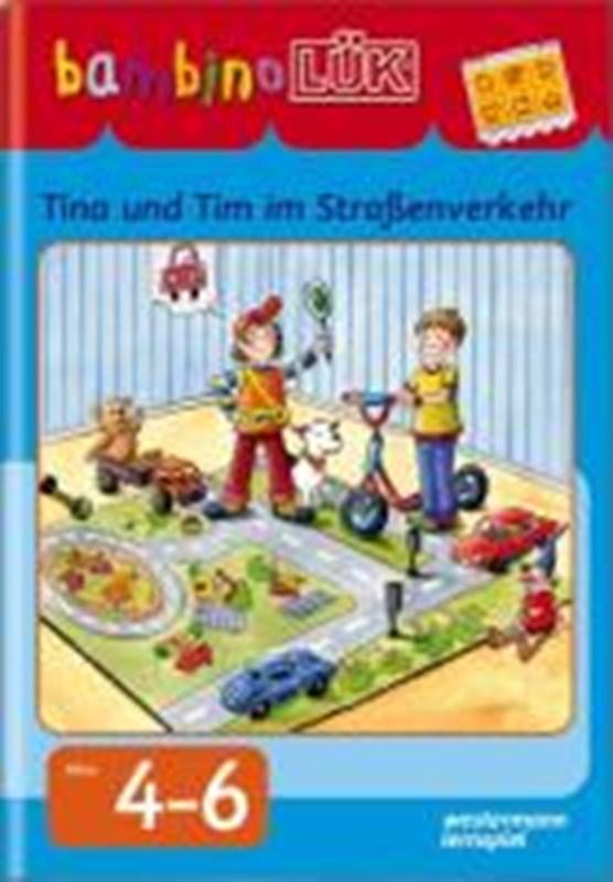 bambinoLÜK Tina und Tim im Straßenverkehr