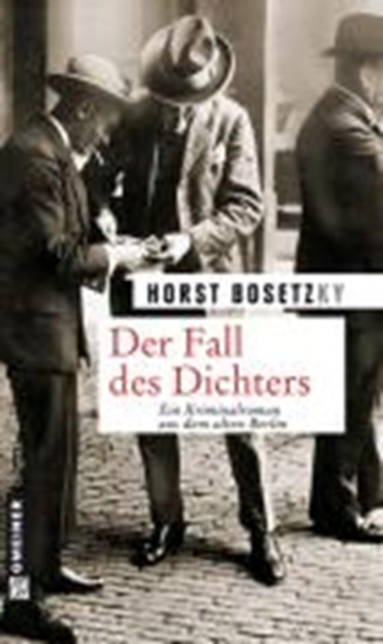 Bosetzky, H: Fall des Dichters