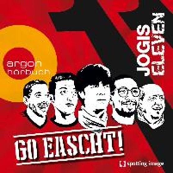 Schiffer, C: Jogis Eleven 04. Go Eascht/CD