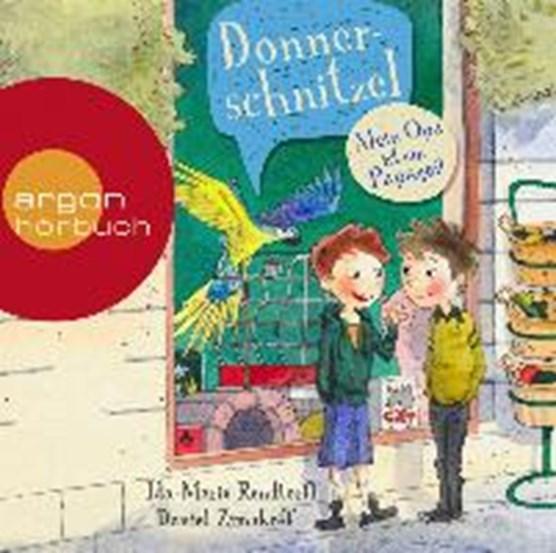 Zimakoff, D: Donnerschnitzel/Mein Opa ist ein Papagei/2 CDs