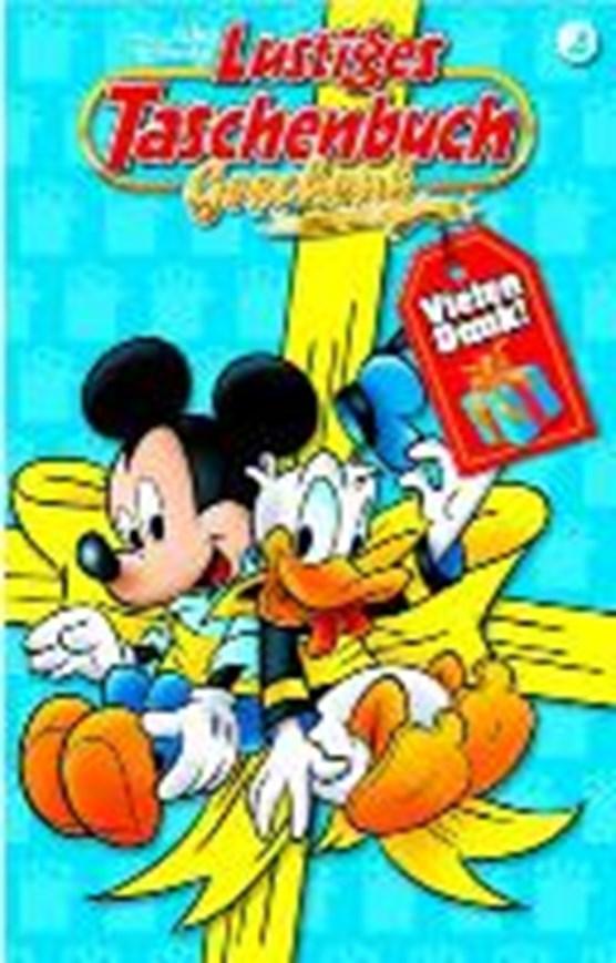 Disney, W: Lustiges Taschenbuch Geschenk - Vielen Dank